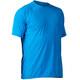 NRS H2Core Silkweight Miehet Lyhythihainen paita , sininen